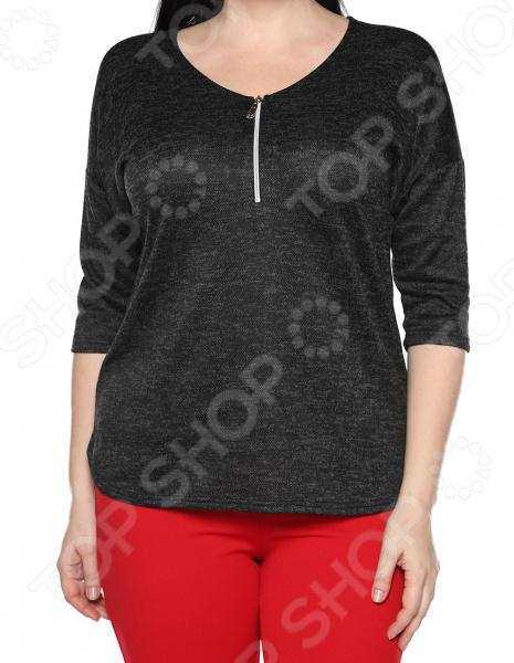 Блуза Blagof «Безоблачный день». Цвет: черный блуза blagof блуза мерси цвет персиковый