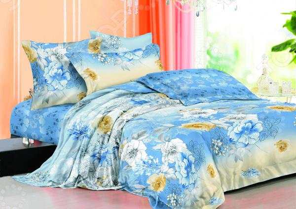 Комплект постельного белья La Noche Del Amor А-670 постельное белье la noche del amor комплект постельного белья дуэт сатин рисунок 680