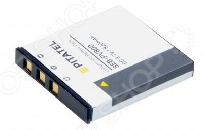 Аккумулятор для камеры Pitatel SEB-PV800 для Konica Minolta DiMAGE X1, 820mAh