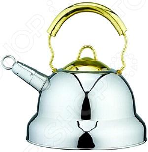 Чайник со свистком Bohmann BH-9931G