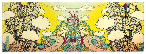 Обложка для студенческого билета Mitya Veselkov «Город фантазий» толочин астана цена билета