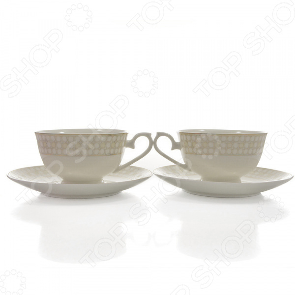 Чайная пара Lefard 115-266 наборы для чаепития lefard чайная пара венская классика 230мл