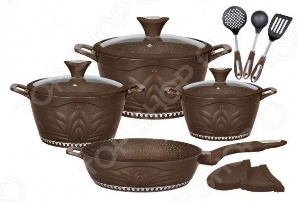 Набор посуды для готовки Winner WR-1305 кастрюля winner с крышкой 6 л