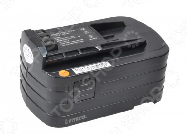 Батарея аккумуляторная Pitatel TSB-196-FES10-40L аксессуар pitatel 12v tsb 039 mak12 33m для makita дополнительный аккумулятор