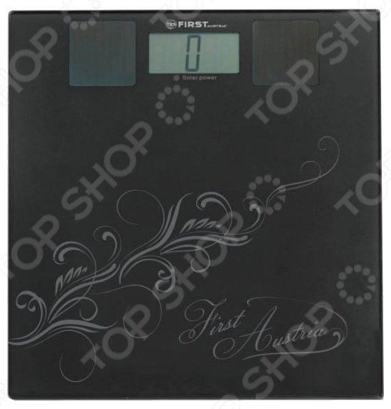 Весы First 8017 весы