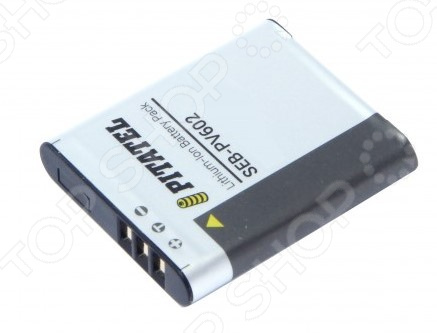 Аккумулятор для камеры Pitatel SEB-PV602  аккумулятор pitatel tsb 050 bos14a 20c