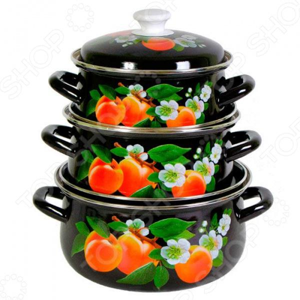Набор посуды «Абрикос»