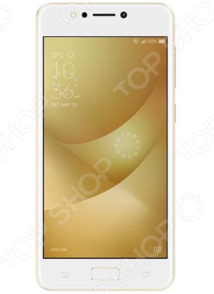 Смартфон Asus ZenFone 4 Max ZC520KL 16Gb очередная модель известного бренда, которая удивит вас новыми возможностями. Он станет вашим карманным компьютером , который всегда будет под рукой.  За активную жизнь Этот роскошный смартфон станет верным спутником тем, кто не стоит на месте. Особенно его достоинства смогут оценить путешественники и бизнесмены:  Аккумулятор емкостью 4100 мАч, заряда которого хватит на весь день активного пользования. Также его можно использовать в качестве мобильного зарядного устройства для других гаджетов.  Система из двух тыловых камер поможет получить высококачественные снимки в различных условиях.  Камера с 120 градусным углом обзора позволит запечатлеть значительно больше пространства.  Смотрите онлайн-видео, общайтесь, используйте все функции этого мобильного устройства на протяжении целого дня не опасаясь, что в самый важный момент вдруг потребуется подзарядка. Сохраняй яркие моменты! Основные достоинства смартфона Asus 4 Max выражены в качестве и возможности камер. У этой модели их целых три и каждая выполняет свои уникальные функции.   Для идеальных селфи есть фронтальная 8-пиксельная камера. Она наделена светодиодной вспышкой, дающей мягкое, рассеянное освещение.  Широкоугольная тыльная камера оснащена 120 объективом, которая вмещает больше пространства и объектов.  Основная 13-пиксельная камера обладает большой апертурой f 2,0 позволит сделать яркие и четкие снимки. В режиме улучшения портрета можно автоматически отредактировать селфи-снимки, чтобы сделать их еще красочнее, например, скрыть дефекты кожи, подчеркнуть взгляд, добиться более естественной цветопередачи.  Основные характеристики  Модель позволяет использовать одновременно две SIM-карты и карту памяти micro-SD.  Здесь используется процессор Qualcomm Snapdragon, который сочетает высокую производительность с низким энергопотреблением. Его мощности хватит для быстрой работы любых мобильных приложений.  Расположенный на передней панели сканер отпечатка пальца служит не тол