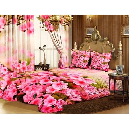 Купить Покрывало «Весенние цветы»