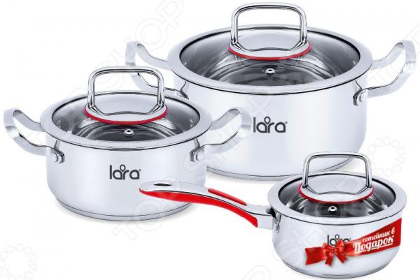 цена на Набор посуды LARA Prima LR02-108