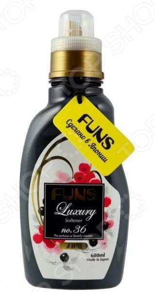 Кондиционер парфюмированный для белья FUNS «Люкс» бальзам dr beckmann для стирки нижнего женского белья и кружева 500 мл