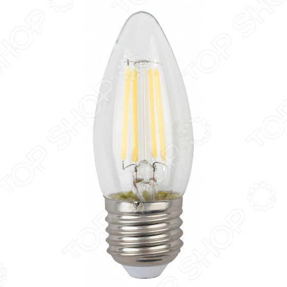 Лампа светодиодная Эра B35-5W-827-E27