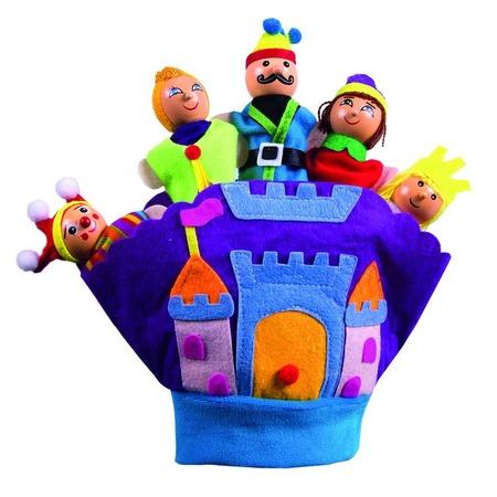 Купить Театр пальчиковый Bradex «Королевство»