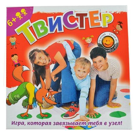 Напольная игра Эра «Твистер»
