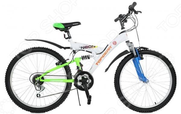 Велосипед Top Gear Neon 120 24&  Top Gear - артикул: 815651