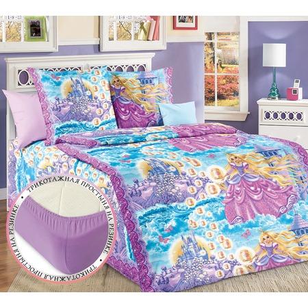 Купить Детский комплект постельного белья ТексДизайн «Принцесса»