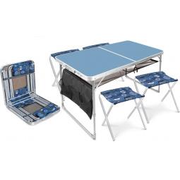 Набор мебели складной Ника ССТ-К3/4. В ассортименте
