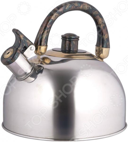 Чайник со свистком Rainstahl RS/WK 7550-45. В ассортименте чайник со свистком rainstahl 7600 27rs wk в ассортименте