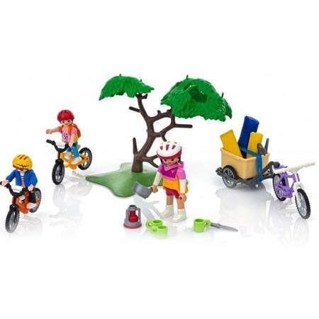 Купить Игровой набор Playmobil «Летний лагерь: Велопрогулка»