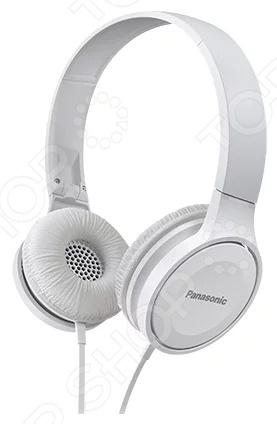 Наушники накладные Panasonic RP-HF100GC-W panasonic rp hf100gc w white