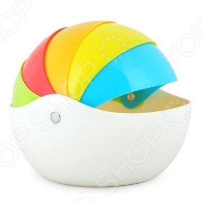 Контейнер для хранения продуктов Rainbowl Tissue Box. В ассортименте