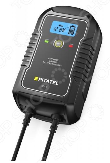 Устройство зарядное для автомобильных аккумуляторов Pitatel CBC-8