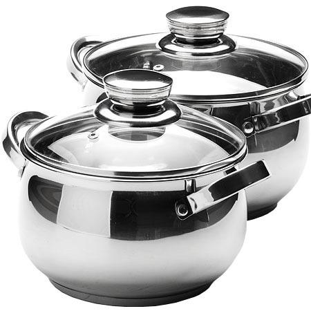Купить Набор посуды Mayer&Boch «Блестящий дуэт» 25153