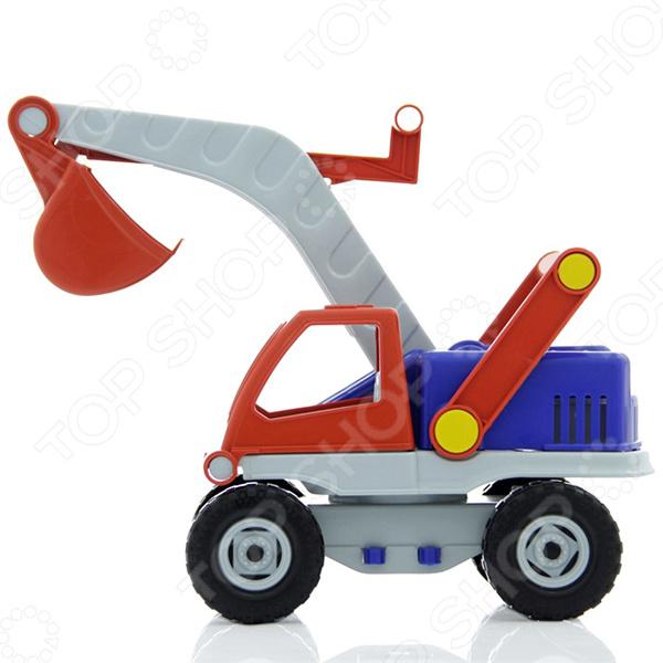 Экскаватор игрушечный Форма «АС» 06568