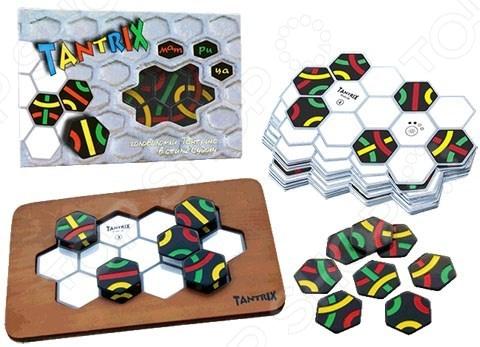 Игра настольная Tantrix «Матрица» дефлекторы окон накладные azard voron glass corsar nissan x trail i 2000 2006 кроссовер