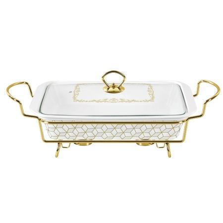 Купить Мармит LARA Gold Cube LR12-05