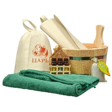 Купить Набор средств и принадлежностей для бани Банные штучки «Здоровый дух»