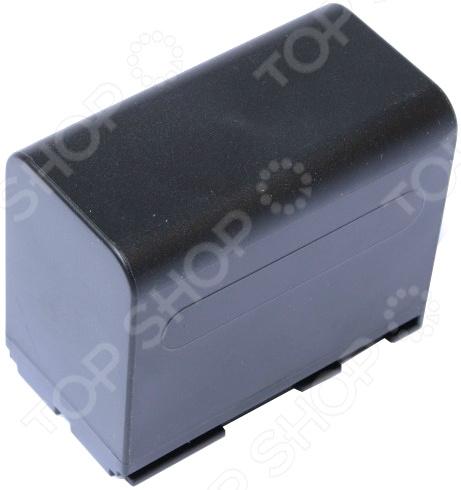 Аккумулятор для камеры Pitatel SEB-PV028 для Canon EOS C/ES/FV/G/GL, 5500mAh