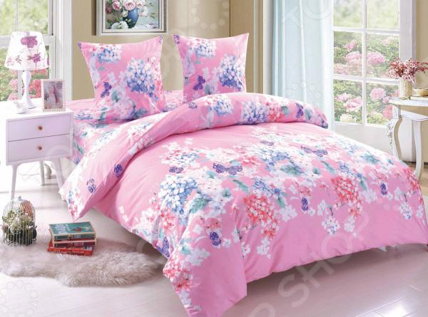 Комплект постельного белья Amore Mio BZ Olivia комплекты белья linse комплект белья