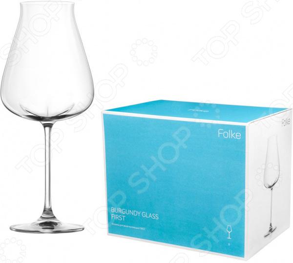 Набор бокалов Folke Burgundy Glass