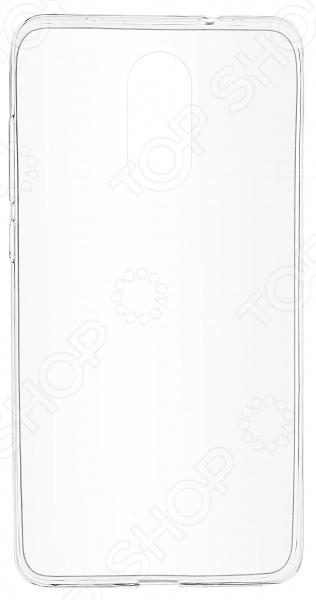 Чехол защитный skinBOX Xiaomi Redmi Pro чехлы для телефонов skinbox накладка slim silicone для xiaomi redmi 3