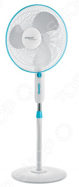 Вентилятор Scarlett SC-SF111T01 вентилятор scarlett sc sf111t01 белый