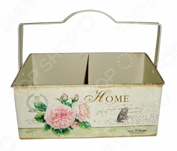 Ящик для хранения Gift'n'home «Уютный дом»