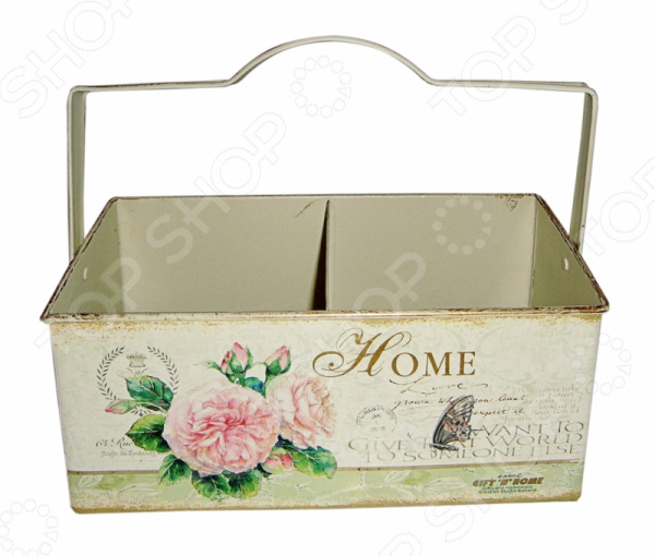 Ящик для хранения Gift'n'home «Уютный дом» Gift'n'home - артикул: 1754160