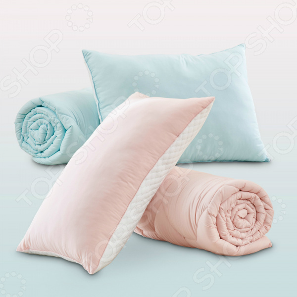 Комплект: подушка и одеяло Dormeo Sleep Inspiration Set
