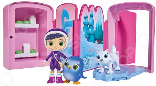 Игровой набор с фигурками Simba «Висспер. Ледниковый мир»