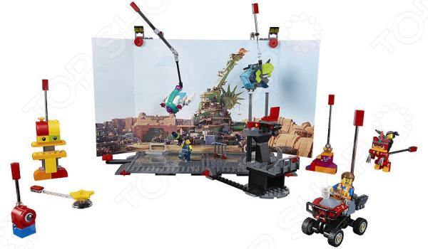 Конструктор игровой LEGO 70820 Movie «Набор кинорежиссёра»