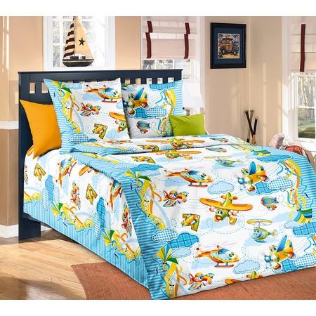 Купить Детский комплект постельного белья Бамбино «От Винта!»