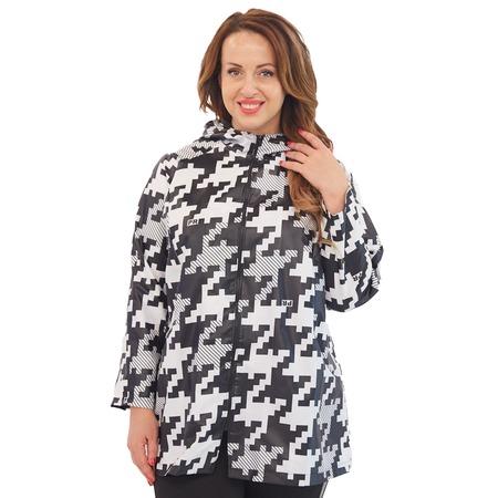 Купить Куртка Лауме-Лайн «Леди Осень». Цвет: черный, белый