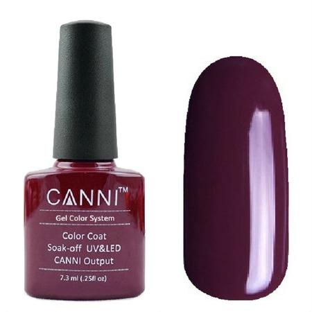 Купить Гель-лак для ногтей CANNI Soak off Color Coat №124