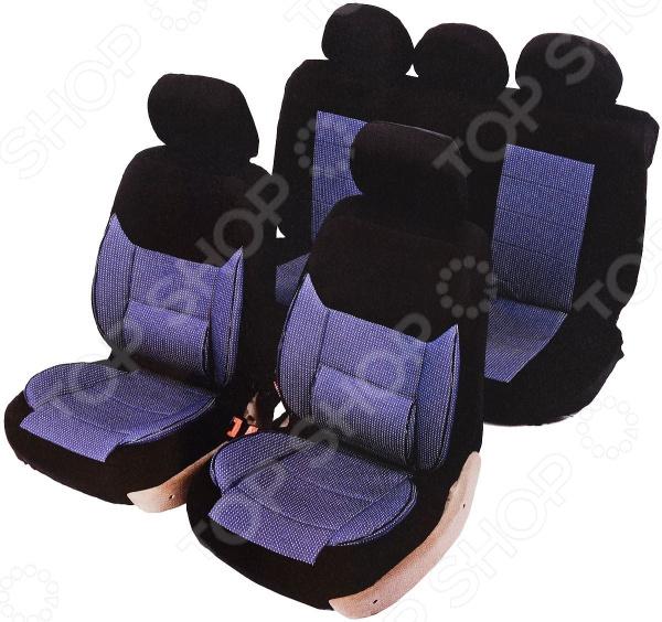 Набор чехлов для сидений Senator California куплю чехлы на авто с орлами
