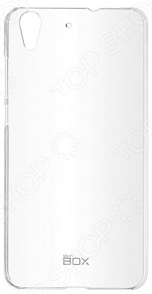 Чехол защитный skinBOX 4People Crystal для Huawei Y6 II