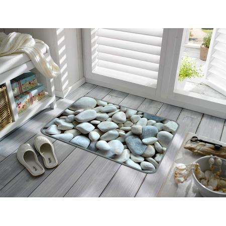 Купить Ковер ТамиТекс «Белые камни»