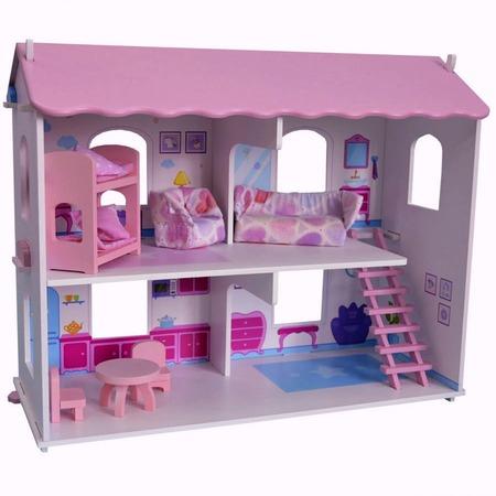 Купить Домик с мебелью для куклы PAREMO Victoria