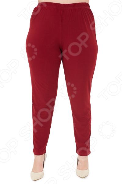 Брюки Laura Amatti «Первая леди». Цвет: бордовый юбка laura amatti изабелина цвет бордовый