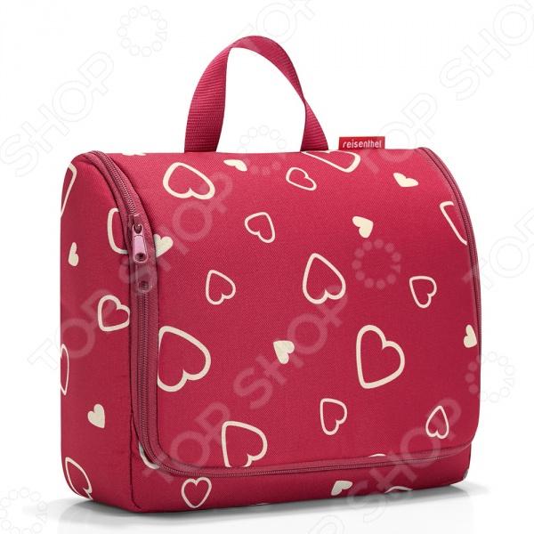 Сумка-органайзер Reisenthel Toiletbag XL Hearts